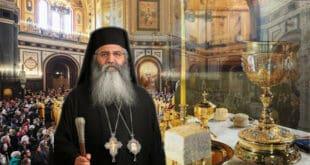 Глобалисти инфлитрирани у Грчку цркву покушавају да ућуткају кипарског Митрополита Неофита (видео)