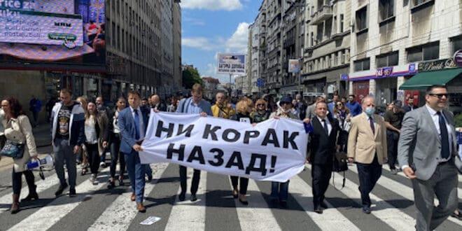 Адвокати у Србији сутра у штрајку упозорења због спорних ставова Врховног касационог суда