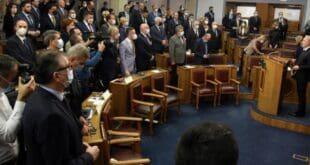 """Додик: У Српску није добродошло политичко позориште које је у Подгорици изгласало """"геоноцид у Сребреници"""""""