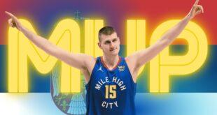 НБА: Никола Јокић је МВП, најбољи кошаркаш света!