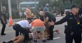 Флорида: Залетео се комбијем у колону геј прајда, има жртава (видео)