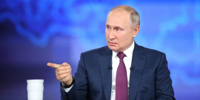 Путин: Доћи ће време када ћу објавити ко заслужује да даље води Русију