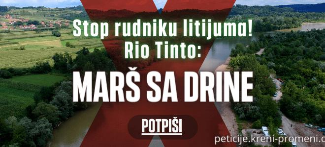 """Биљана Стојковић: Одлука о Рио Тинту није за референдум, а Србија није """"пуна литијума"""""""