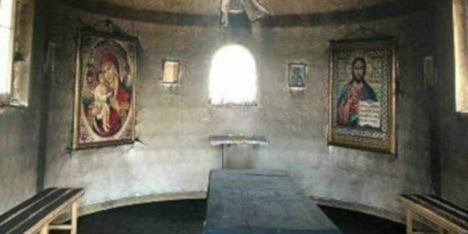 Мигранти оскрнавили цркву у Адашевцима, мештани их избацили напоље! ОНДА БЛОKИРАЛИ АУТО-ПУТ… (видео)