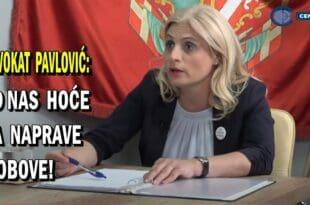 Ј. Павловић: Народ неће моћи да тужи богате и банке - ево зашто су се побунили адвокати! (видео)