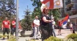 Народ устао против мигрантског насиља и терора у Бачкој Паланци! (видео)