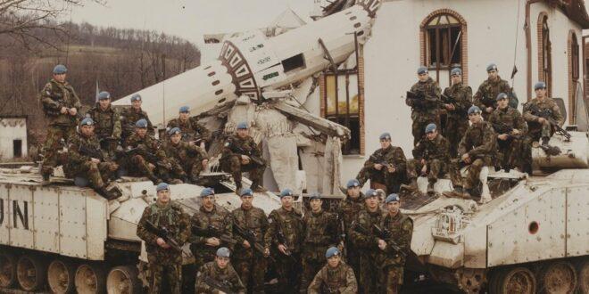 Исповест САС-овца: Енглези тајно били у Сребреници