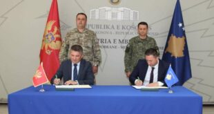 Црна Гора донирала анти-ковид вакцине шиптарским терористима