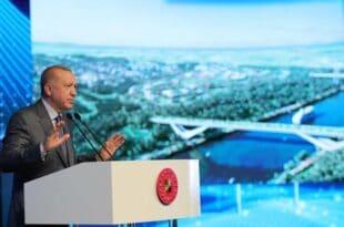Ердоган отворио радове: Kанал Истанбул коштаће 15 милијарди долара