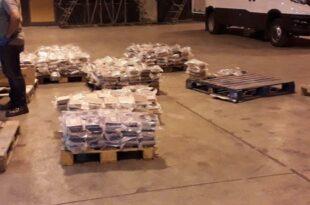 Заплењен кокаин у вредности од 100 милиона евра на Малти био на путу за Словенију