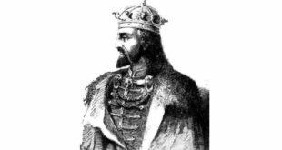 По коме је српски краљ Бодин добио царско титуларно име Петар?