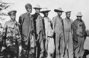 Немачка (добровољно) исплаћује ратну одштету афричким племенима које је убијала као колонијална сила