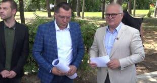 Лазаравечани због лажи и расипништва захтевају оставке председника општине Бојана Стевића и Горана Весића!