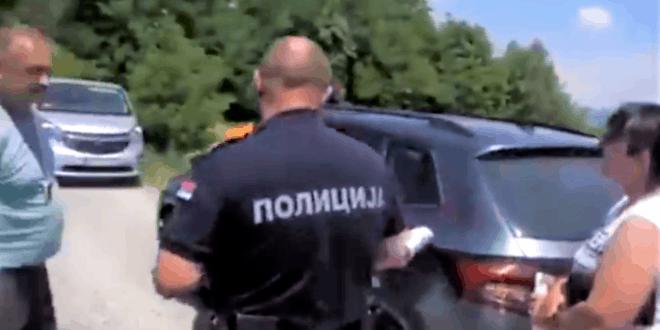 Мештани истукли представнике Рио Тинта, интервенисала полиција! (видео)