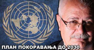 Проф.др Зоран Милошевић: Језива УН агенда – монопол над семеном, храном и водом до 2030 (видео)
