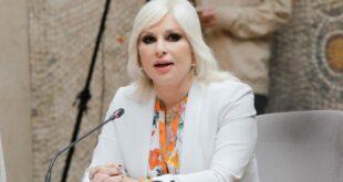 Министарка Зорана Михајловић после продаје Јадра и Рађевине Рио Тинту, бежи у Лондон