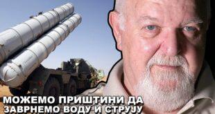 Звонимир Трајковић: Руси су нам '97. давали 48 авиона, четири С-300... (видео)