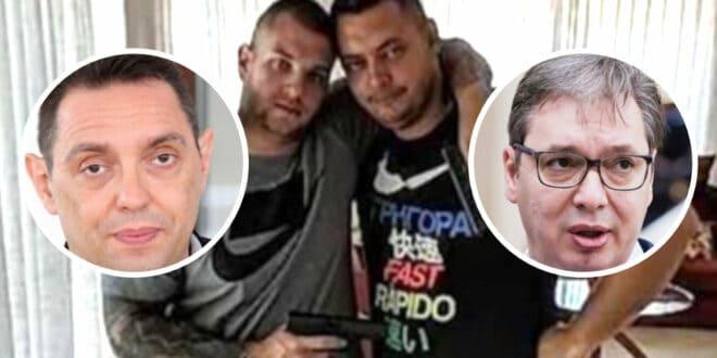 Од изјава Беливука и Миљковића формирати посебан предмет и испитати да ли су лица из власти помагала криминалцима