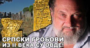 Михаило Стошовић: Исти људи су рушили Жрнов и Његошеву капелу, Авала и Ловћен су им битни због (видео)