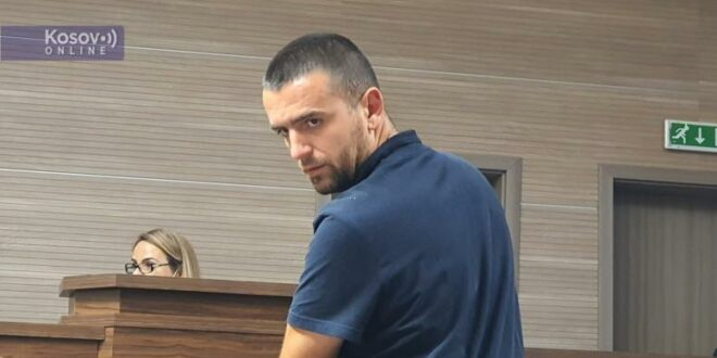 Шиптарски суд у Приштини осудио Ристу Јовановића на шест месеци затвора