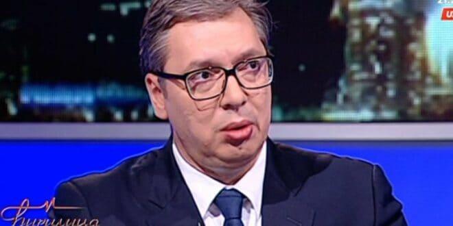 Вучић јавно признао да га контролишу агенти немачке владе инсталирани као саветници у његово окружење