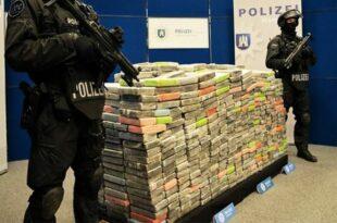 Крв и кокаин теку улицама Европе, која стари и постаје све зависнија