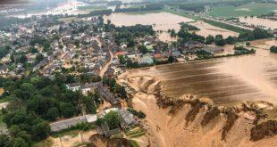 """Бундесвер прогласио """"ратну катастрофу"""" на западу Немачке погођеном поплавама (видео)"""