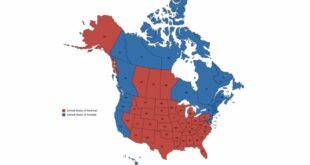 66% републиканаца у САД желе да своје државе одвоје од анархо-либералних