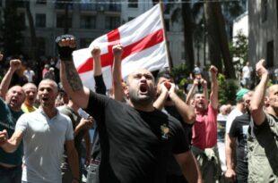 Грузијци поново спречили одржавање прајда у Тбилисију (видео)