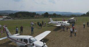 Прорадио Чичин аеродром у Прањанима, први пут од Другог светског рата