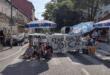 Грађани и даље блокирају улицу на Карабурми: Не склањамо се, захтевамо правду