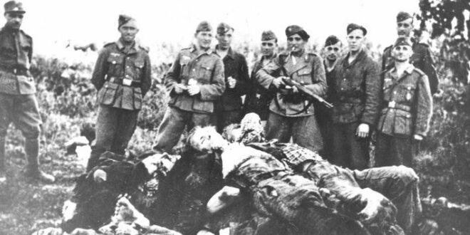 Вапијућа лаж о хрватском антифашистичком покрету