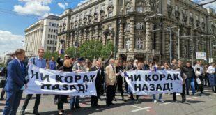 Ево зашто су се побунили адвокати: Ово ни Турци, ни Немци, нису радили народу! (видео)