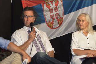 БЛУМЕНАУ све објаснио: Ево ко исељава Србе из Србије, а досељава мигранте (видео)
