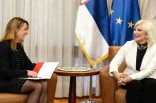 Зорана Михајловић све време спремала терен за пројекат Рио Тинта