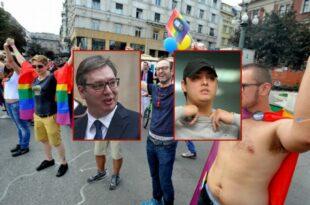 Вучић тражио од Беливука да обезбеди мирно одржавање геј параде и разбије протест таксиста!