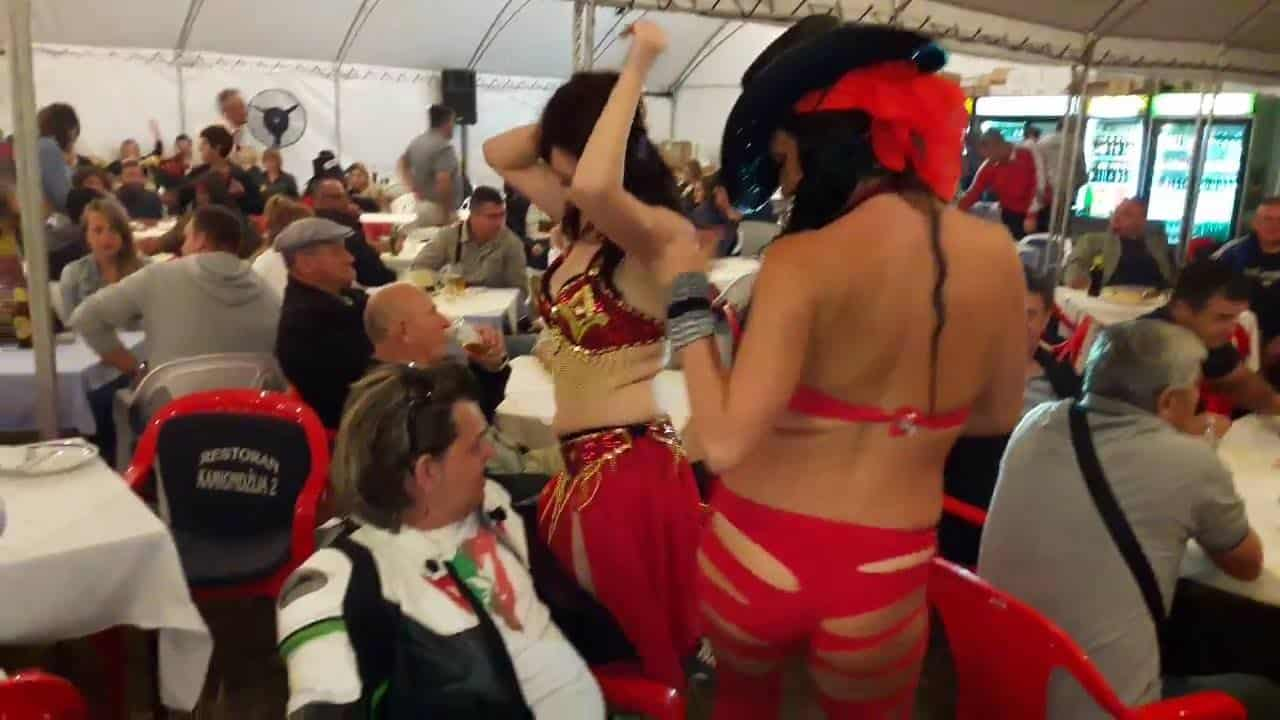 Духовно и морално стање овог народа се види кроз три представе: Егзит, Гуча и Геј парада