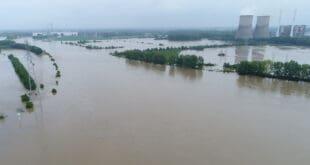 Драма у Холандији: Поплава пробила насип, људи беже из кућа (видео)