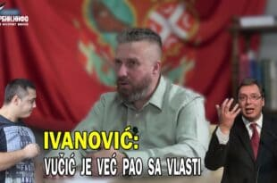 ИВАНОВИЋ: Овако је заиста ухапшен Веља Невоља, у септембру крећу протести! (видео)