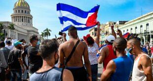 Куба: Хиљаде људи на протесту у Хавани, траже оставку председника Мигела Дијаза-Kанела (видео)