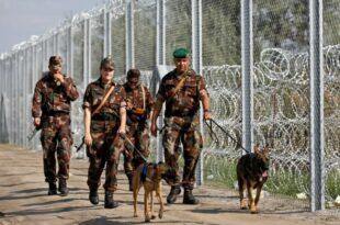Мигранти напали мађарску војну патролу на српско-мађарској граници