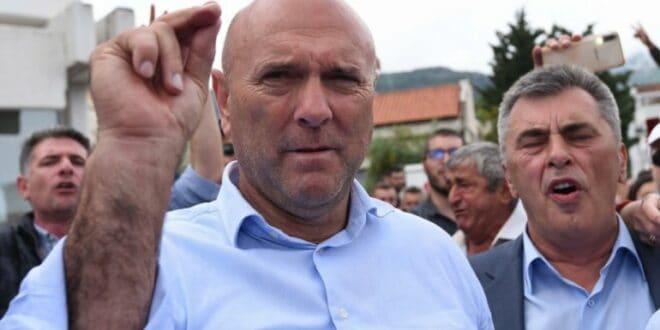 Марко Царевић: Ако народ буде тражио, спреман сам да се наредне године кандидујем за председника Црне Горе