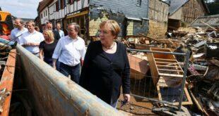Немачке власти покушавају да припишу катастрофу климатским променама – ШТА УСТВАРИ KРИЈУ
