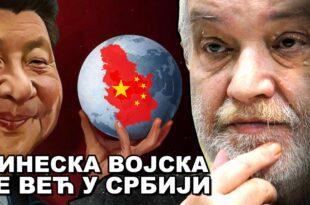 Милан Маленовић: Чека нас банкрот, постали смо кинеска колонија, ово је велеиздаја! (видео)