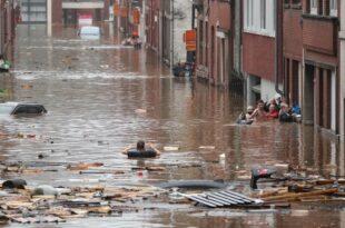 Нове велике поплаве широм ЕУ, више стотина жртава и неколико хиљада несталих (видео)