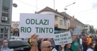 Против рудника јадарита прикупљено 124.000 потписа, Рио Тинто најављује проширење пројекта и Јадар 2