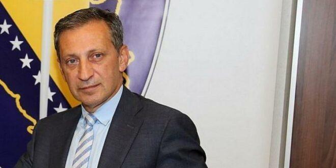 Ухапшен шеф тајне службе БиХ због криминала и корупције