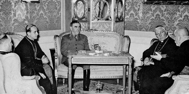 Откриће у војном архиву у Москви - Нацистички агенти плаћали Степинца