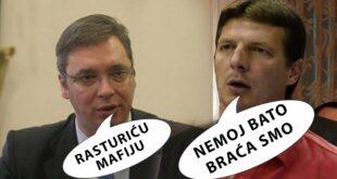 Васиљевић: Србија се претворила у мафијашки ријалити, којим господари хоботница на челу са Вучићем