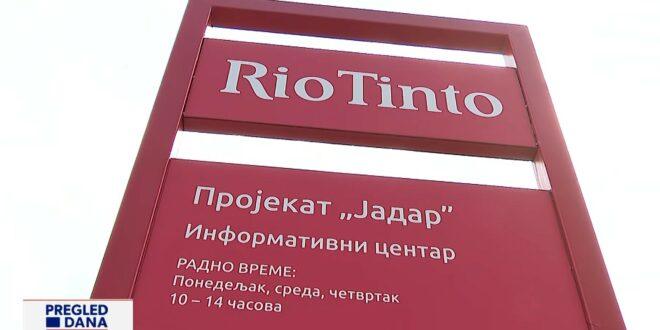 Због загађења животне средине поднете кривичне пријаве против компанија Рио Тинто и ЦЦЦЦ